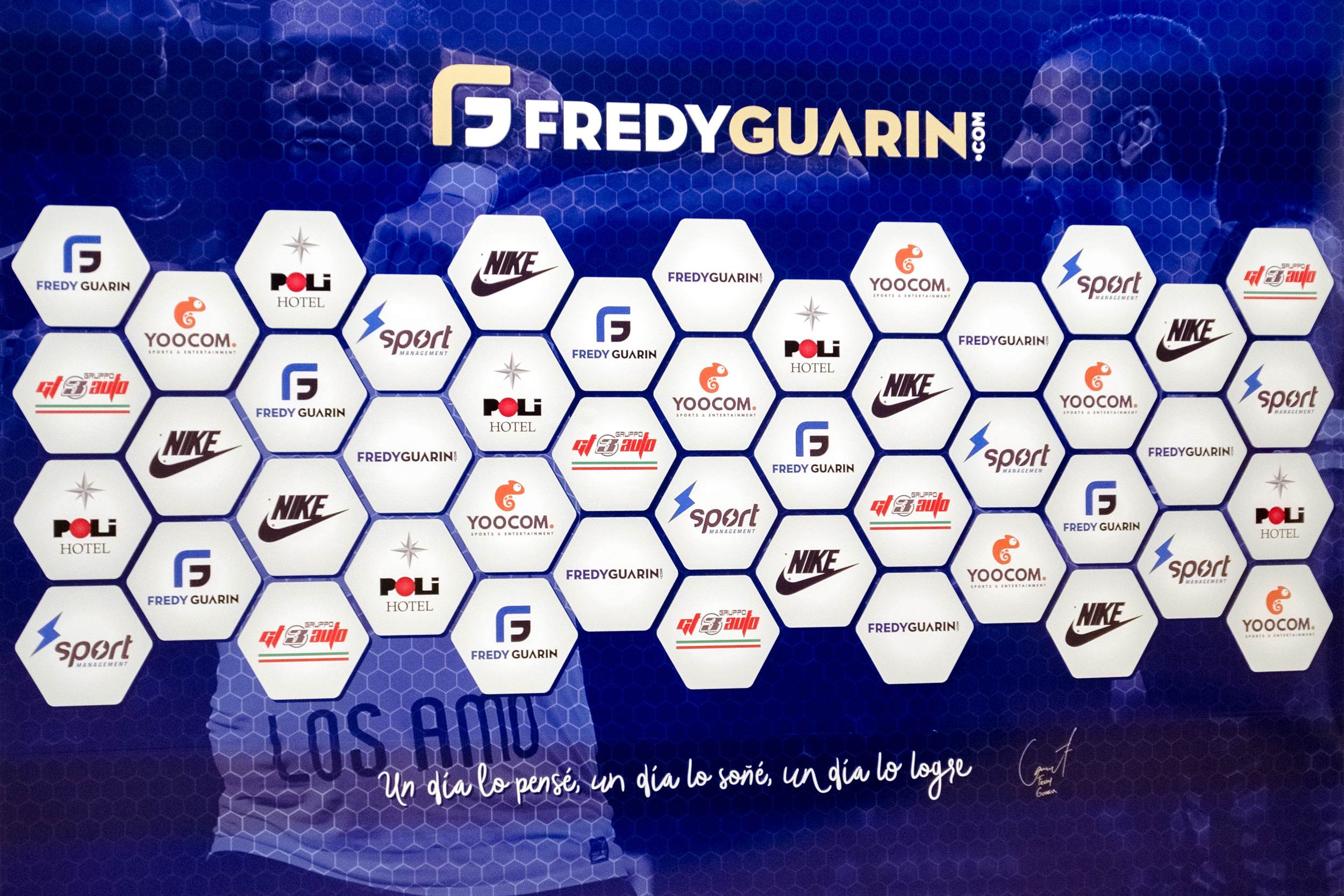FREDY GUARIN   Personal branding presentation