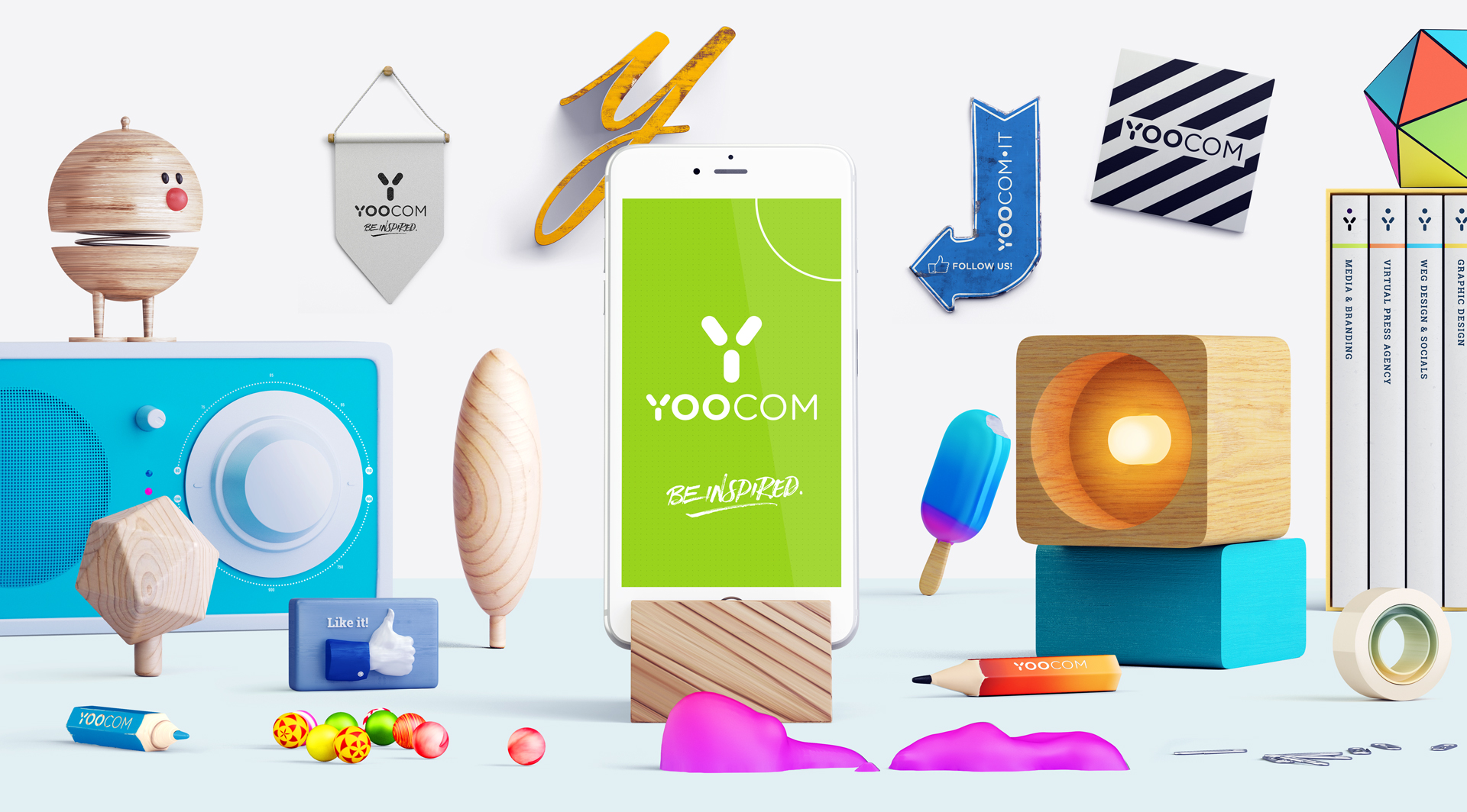 YOOCOM | Graphic design