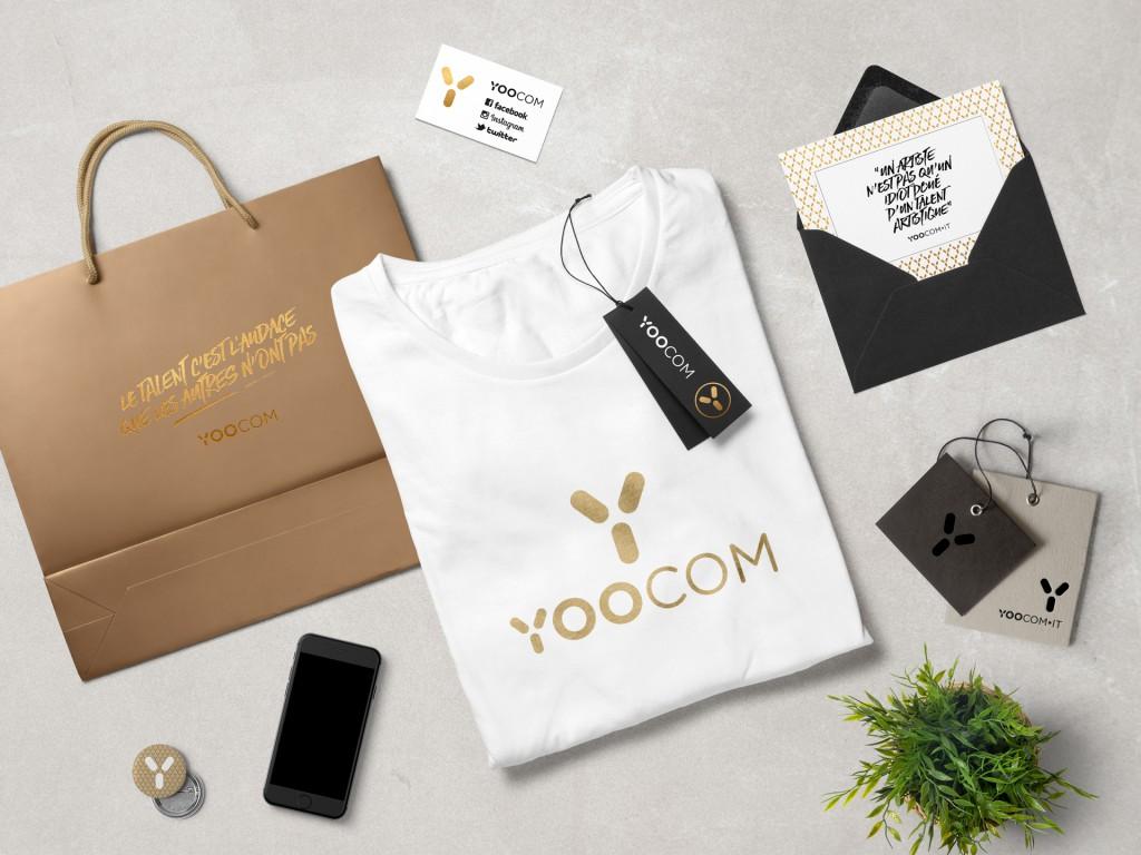YOOCOM   Branding